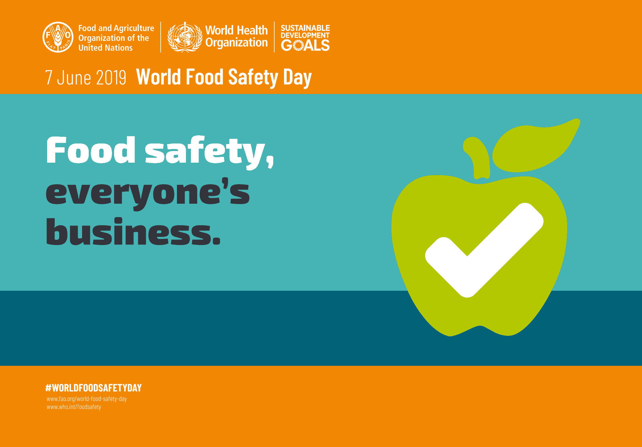 Food Safety is Everyone's Business | World Food Safety Day