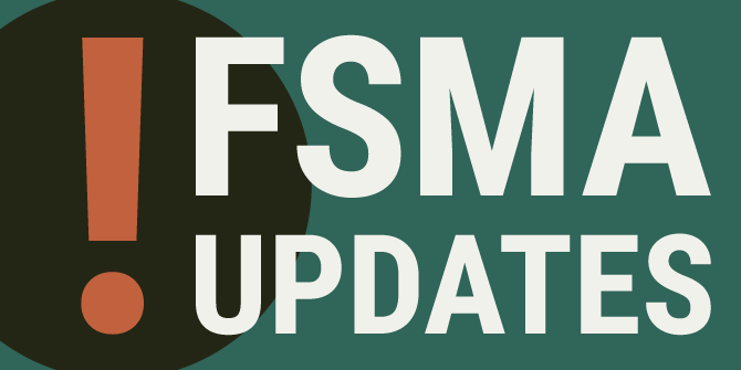 One Month From Fsma Deadline For Preventive Controls Final